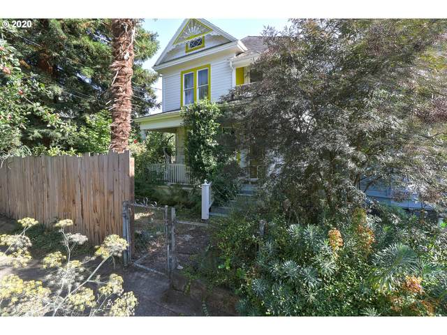 60 NE Sacramento St, Portland, OR 97212 (MLS #20247882) :: Beach Loop Realty