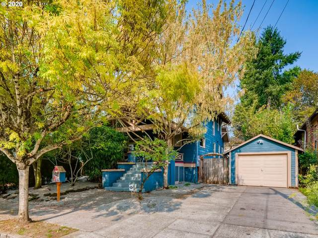 515 NE Graham St, Portland, OR 97212 (MLS #20247944) :: Coho Realty