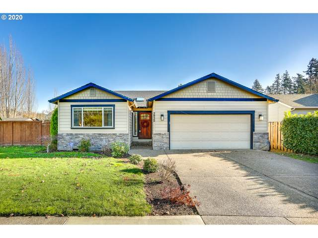 2920 N Winchester Dr, Newberg, OR 97132 (MLS #20248857) :: Fox Real Estate Group