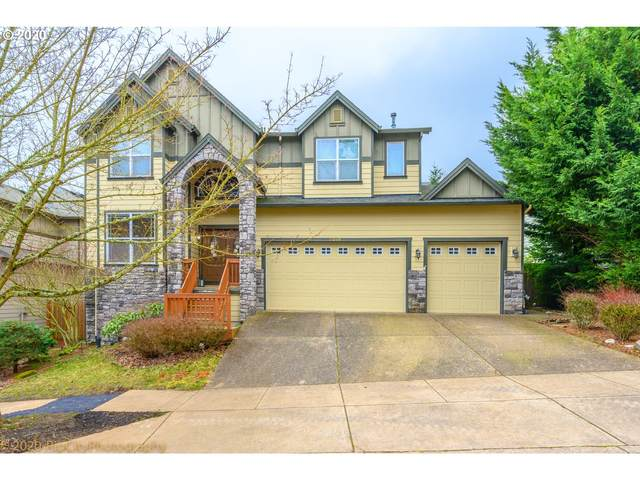 15049 SW Greenfield Dr, Tigard, OR 97224 (MLS #20249470) :: McKillion Real Estate Group