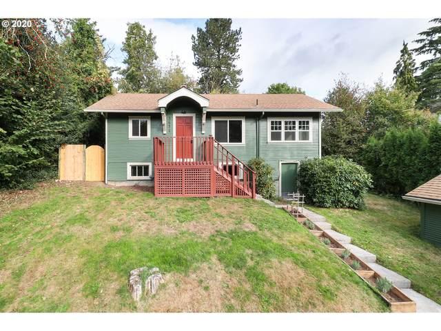 3651 SW Spring Garden St, Portland, OR 97219 (MLS #20249512) :: McKillion Real Estate Group
