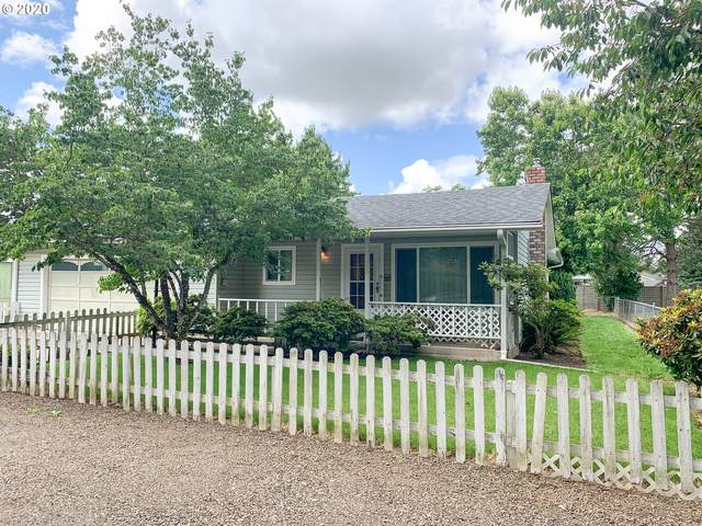 1112 26TH Ave, Sweet Home, OR 97386 (MLS #20249544) :: Song Real Estate