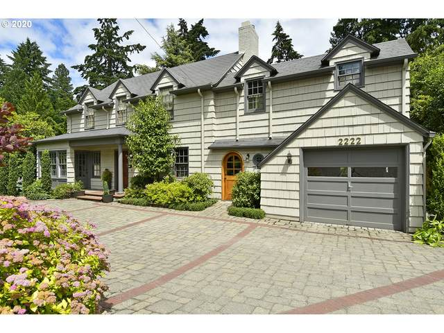 2222 SW Broadway Dr, Portland, OR 97201 (MLS #20249696) :: Townsend Jarvis Group Real Estate