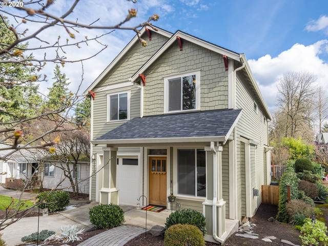 11416 SW 47TH Ave, Portland, OR 97219 (MLS #20249842) :: Holdhusen Real Estate Group