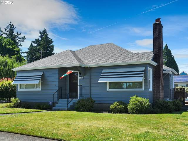 7307 N Wall Ave, Portland, OR 97203 (MLS #20250014) :: Song Real Estate