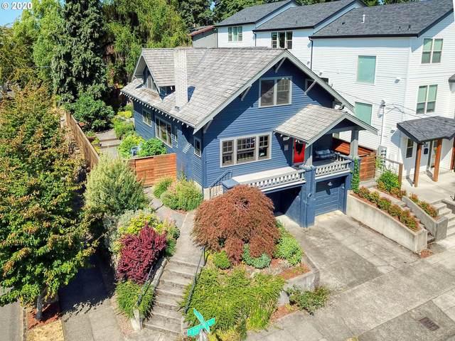 4307 N Borthwick Ave, Portland, OR 97217 (MLS #20250662) :: Beach Loop Realty