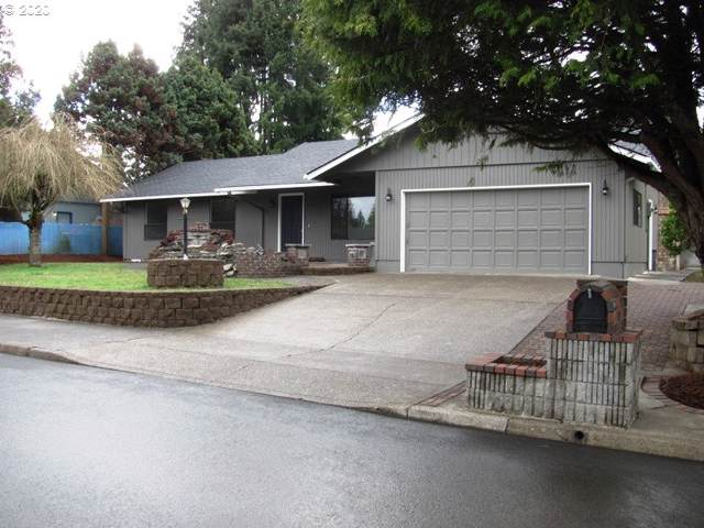 5106 NW Daniels St, Vancouver, WA 98663 (MLS #20251087) :: Fox Real Estate Group