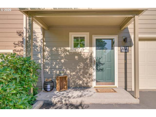 7131 SW Sagert St #104, Tualatin, OR 97062 (MLS #20251300) :: Piece of PDX Team