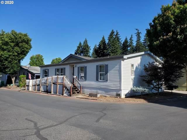 15768 SE Powell Blvd #36, Portland, OR 97236 (MLS #20251402) :: Premiere Property Group LLC