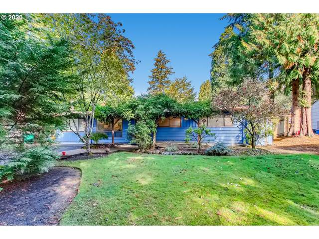 5101 SW Cameron Rd, Portland, OR 97221 (MLS #20252296) :: Fox Real Estate Group