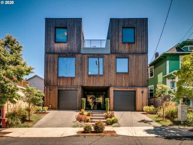 120 SE 28TH Ave, Portland, OR 97214 (MLS #20252564) :: Holdhusen Real Estate Group