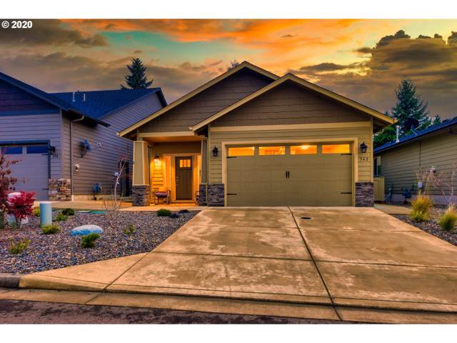 542 Wildcat Canyon Rd, Sutherlin, OR 97479 (MLS #20252672) :: McKillion Real Estate Group