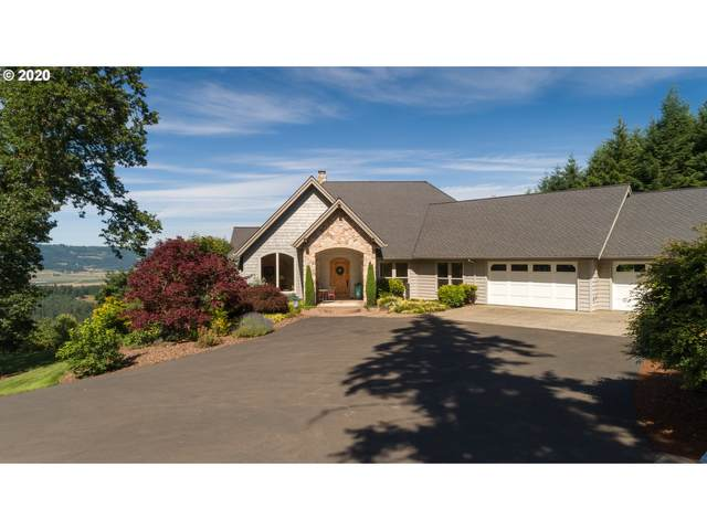 18865 NE Buena Vista Dr, Dundee, OR 97115 (MLS #20252714) :: Holdhusen Real Estate Group