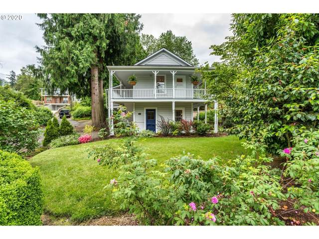 885 Mcvey Ave, Lake Oswego, OR 97034 (MLS #20252729) :: Change Realty