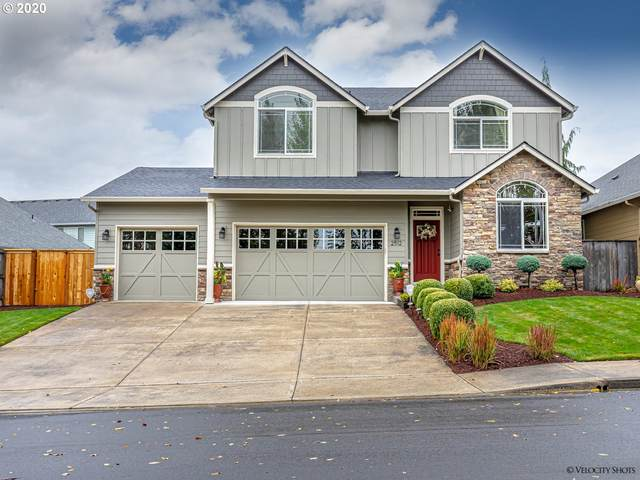 2512 NW 143RD St, Vancouver, WA 98685 (MLS #20252757) :: Townsend Jarvis Group Real Estate