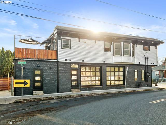 1448 NE 28TH Ave, Portland, OR 97232 (MLS #20253229) :: Fox Real Estate Group