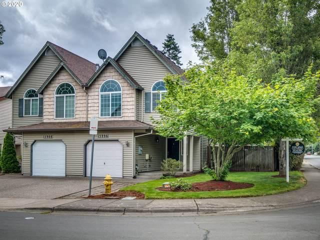 15996 SW Roth Dr, Beaverton, OR 97078 (MLS #20253437) :: McKillion Real Estate Group