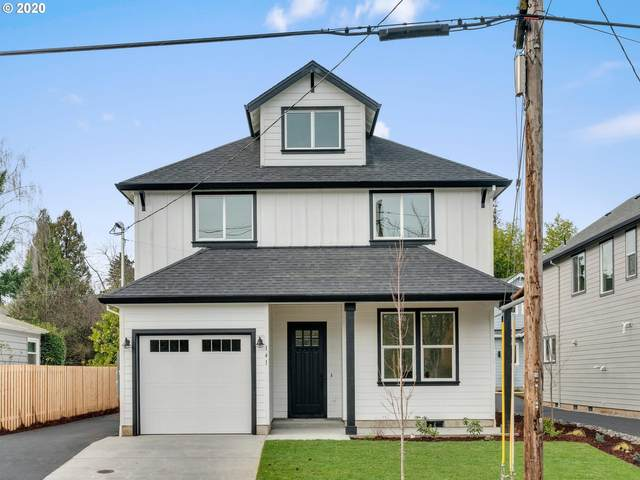 141 SE 55TH Ave A, Portland, OR 97215 (MLS #20253538) :: The Liu Group