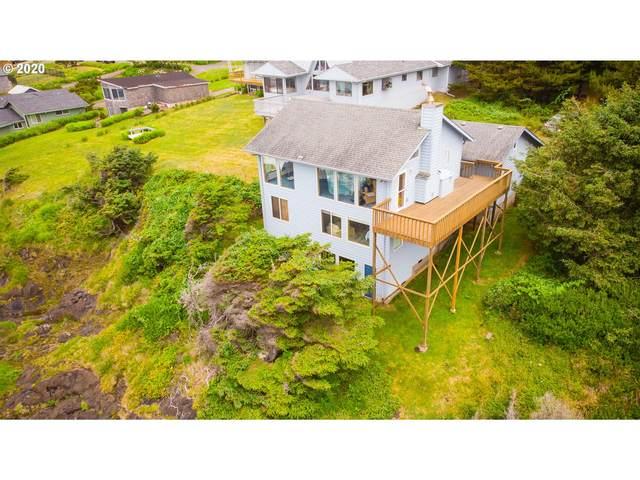 3665 Rocky Creek Ave, Depoe Bay, OR 97341 (MLS #20253651) :: Beach Loop Realty