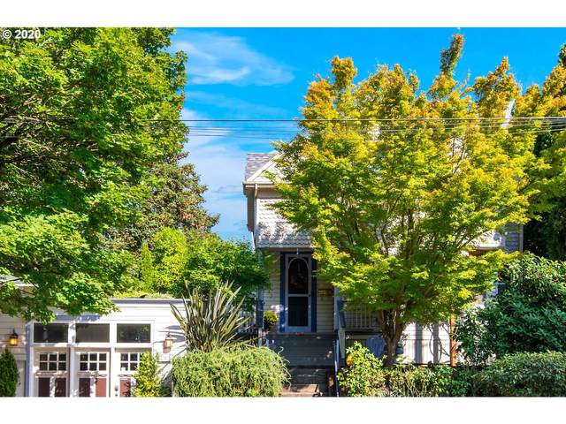 2839 NE Hoyt St, Portland, OR 97232 (MLS #20254008) :: McKillion Real Estate Group
