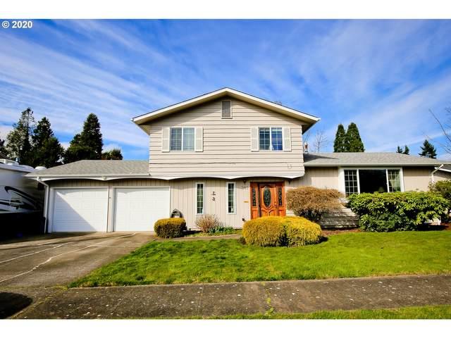 387 Sterling Dr, Eugene, OR 97404 (MLS #20254485) :: Song Real Estate