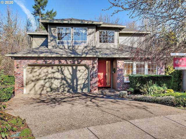 8635 SW Goldstone Pl, Beaverton, OR 97007 (MLS #20254630) :: Matin Real Estate Group