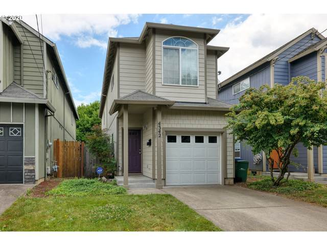 4342 NE 69TH Ave, Portland, OR 97218 (MLS #20254919) :: Next Home Realty Connection