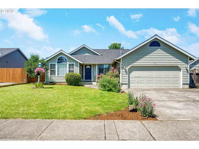 842 29TH Ave, Sweet Home, OR 97386 (MLS #20255250) :: Piece of PDX Team