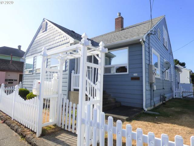240 5th Ave, Seaside, OR 97138 (MLS #20255278) :: Beach Loop Realty