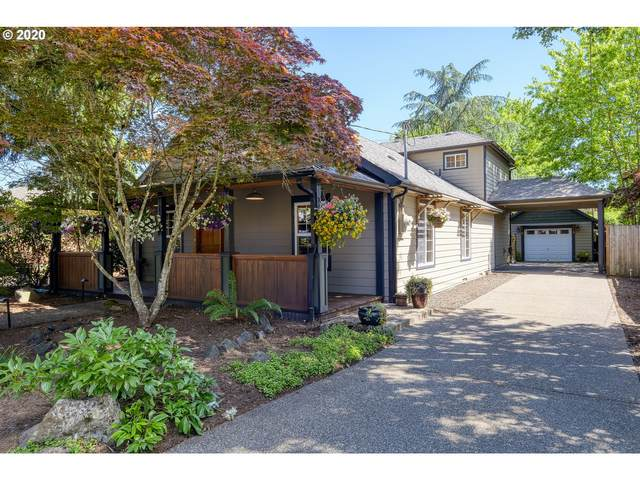 114 E 9TH St, Newberg, OR 97132 (MLS #20255943) :: Piece of PDX Team