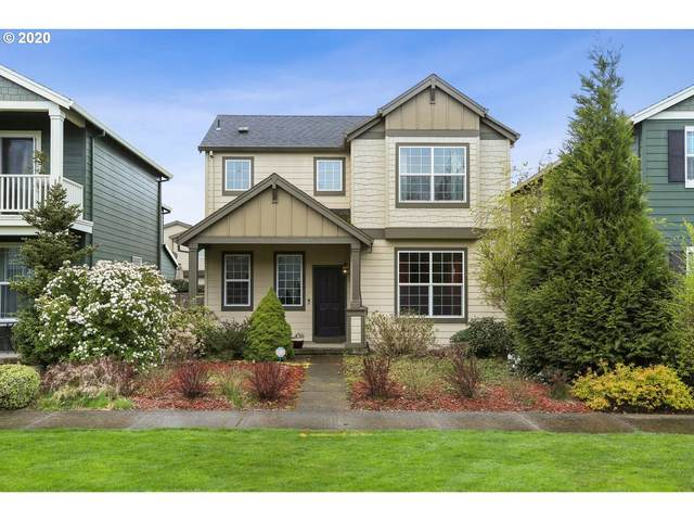 5215 SE Verbena Pl, Hillsboro, OR 97123 (MLS #20255981) :: Fox Real Estate Group