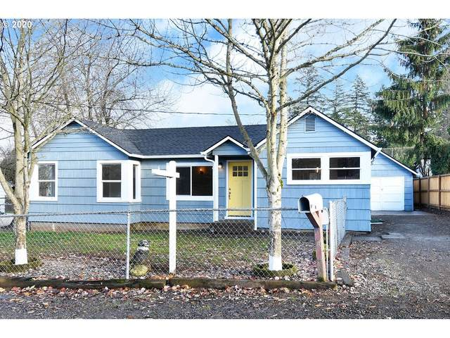 6106 SE 124TH Ave, Portland, OR 97236 (MLS #20256092) :: Fox Real Estate Group
