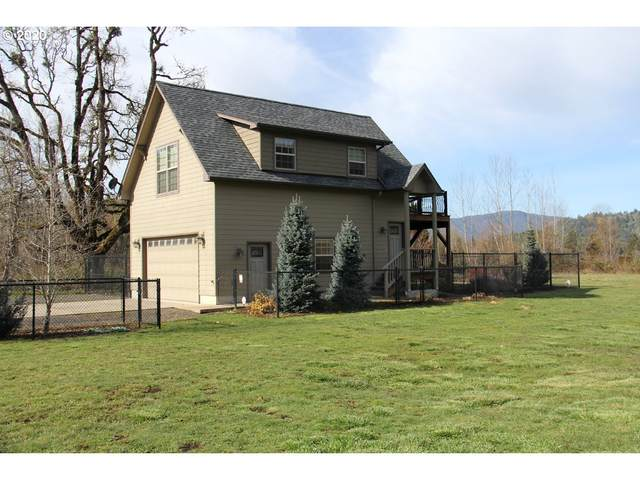 76821 Bugle Loop, Oakridge, OR 97463 (MLS #20256300) :: Gustavo Group