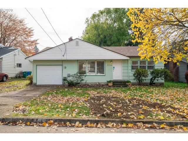 4236 SE Washington St, Milwaukie, OR 97222 (MLS #20256349) :: Premiere Property Group LLC