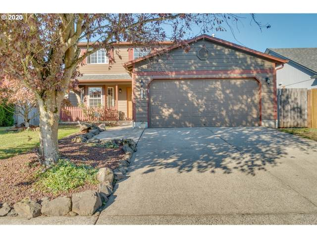 15312 NE 90TH St, Vancouver, WA 98682 (MLS #20256468) :: Fox Real Estate Group