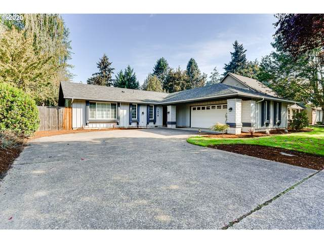 1215 Cedar Ridge Dr, Eugene, OR 97401 (MLS #20256781) :: Duncan Real Estate Group
