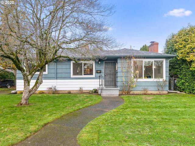 9019 SE Harrison St, Portland, OR 97216 (MLS #20256958) :: Premiere Property Group LLC