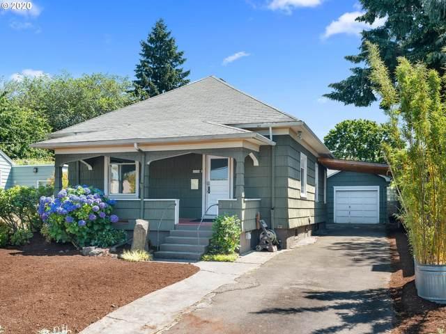 2034 N Killingsworth St, Portland, OR 97217 (MLS #20257306) :: Townsend Jarvis Group Real Estate