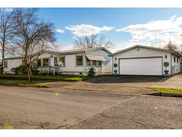 4998 Cone Ave, Eugene, OR 97402 (MLS #20257843) :: Song Real Estate