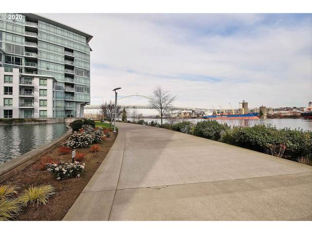 1260 NW Naito Pkwy 212B, Portland, OR 97209 (MLS #20257964) :: Townsend Jarvis Group Real Estate