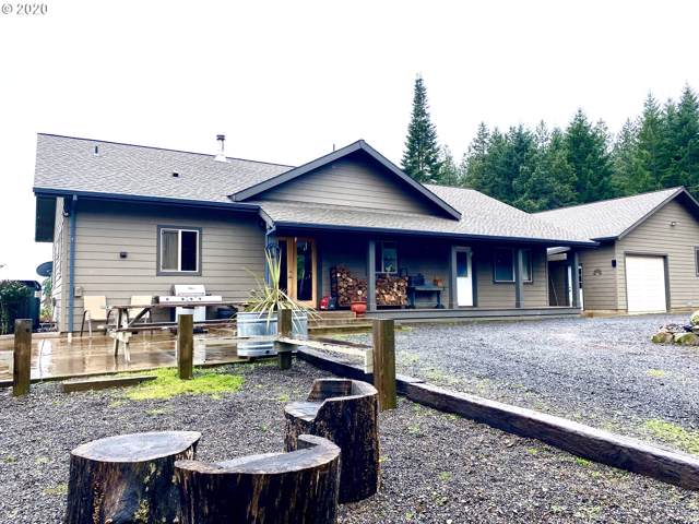 45 Echo Glen Rd, White Salmon, WA 98672 (MLS #20258264) :: Next Home Realty Connection