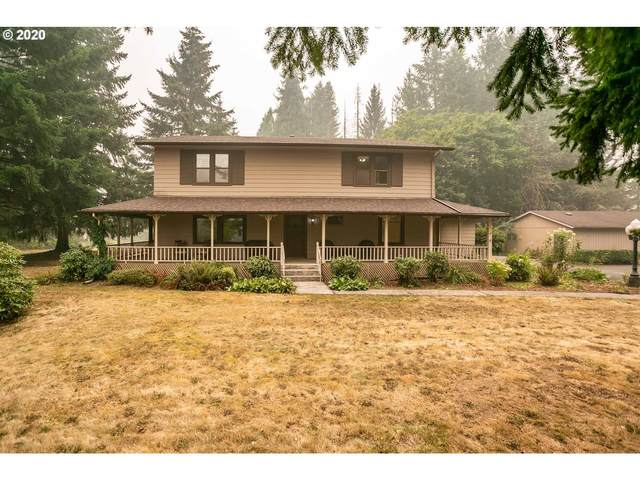27888 SE Haley Rd, Boring, OR 97009 (MLS #20258431) :: Change Realty