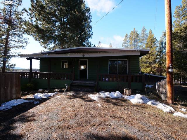 136621 View Top Pl, Crescent, OR 97733 (MLS #20258624) :: Holdhusen Real Estate Group