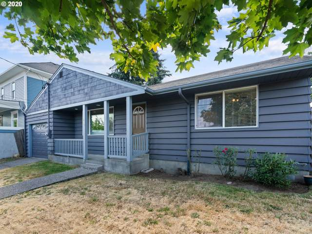646 NE Liberty St, Portland, OR 97211 (MLS #20258948) :: Fox Real Estate Group
