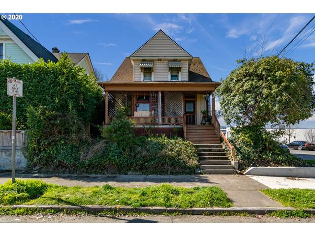 2037 NW 21ST Ave, Portland, OR 97209 (MLS #20259007) :: Matin Real Estate Group