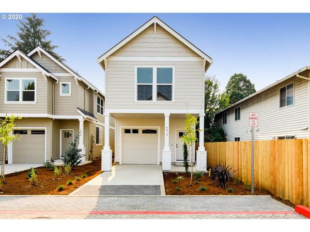 8610 SE Woodward Ct, Portland, OR 97266 (MLS #20259160) :: Fox Real Estate Group