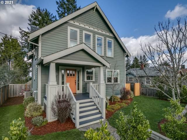 2503 NE Killingsworth St, Portland, OR 97211 (MLS #20259210) :: Lux Properties