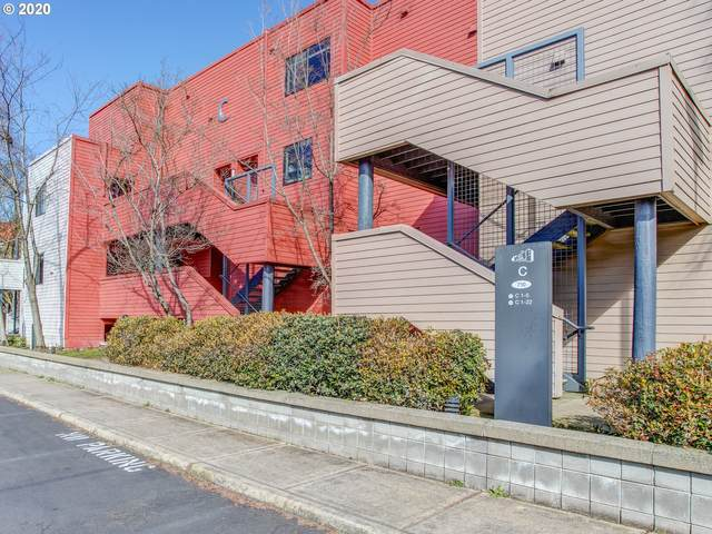 710 NW Naito Pkwy C7, Portland, OR 97209 (MLS #20259342) :: Next Home Realty Connection