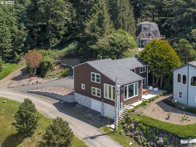 3763 Rocky Creek Ave, Depoe Bay, OR 97341 (MLS #20259757) :: Piece of PDX Team