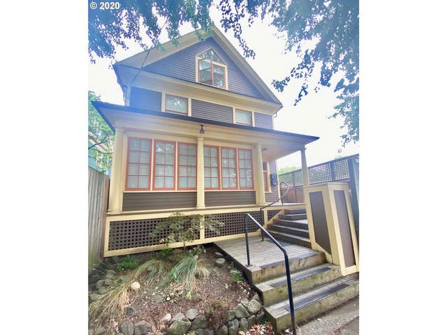 617 NW 17TH Ave, Portland, OR 97209 (MLS #20259761) :: Stellar Realty Northwest